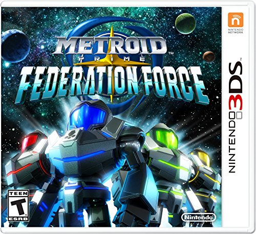 Metroid Prime: Federation Force For 3DS + $15 Dell eGift Card