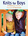 Knits for Boys: 27 Patterns for Littl...