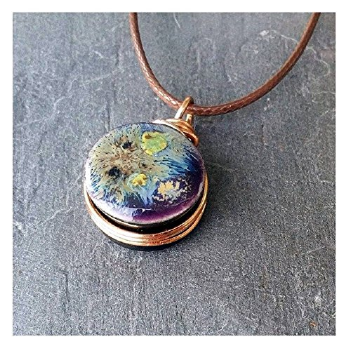 purple-cosmos-glass-essential-oil-diffuser-aromatherapy-pendant-necklace-175-195in