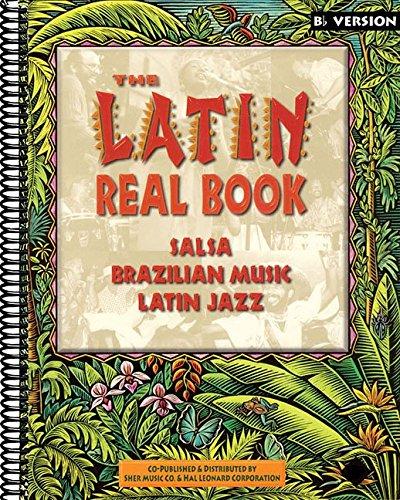 The Latin Real Book - E-flat Edition