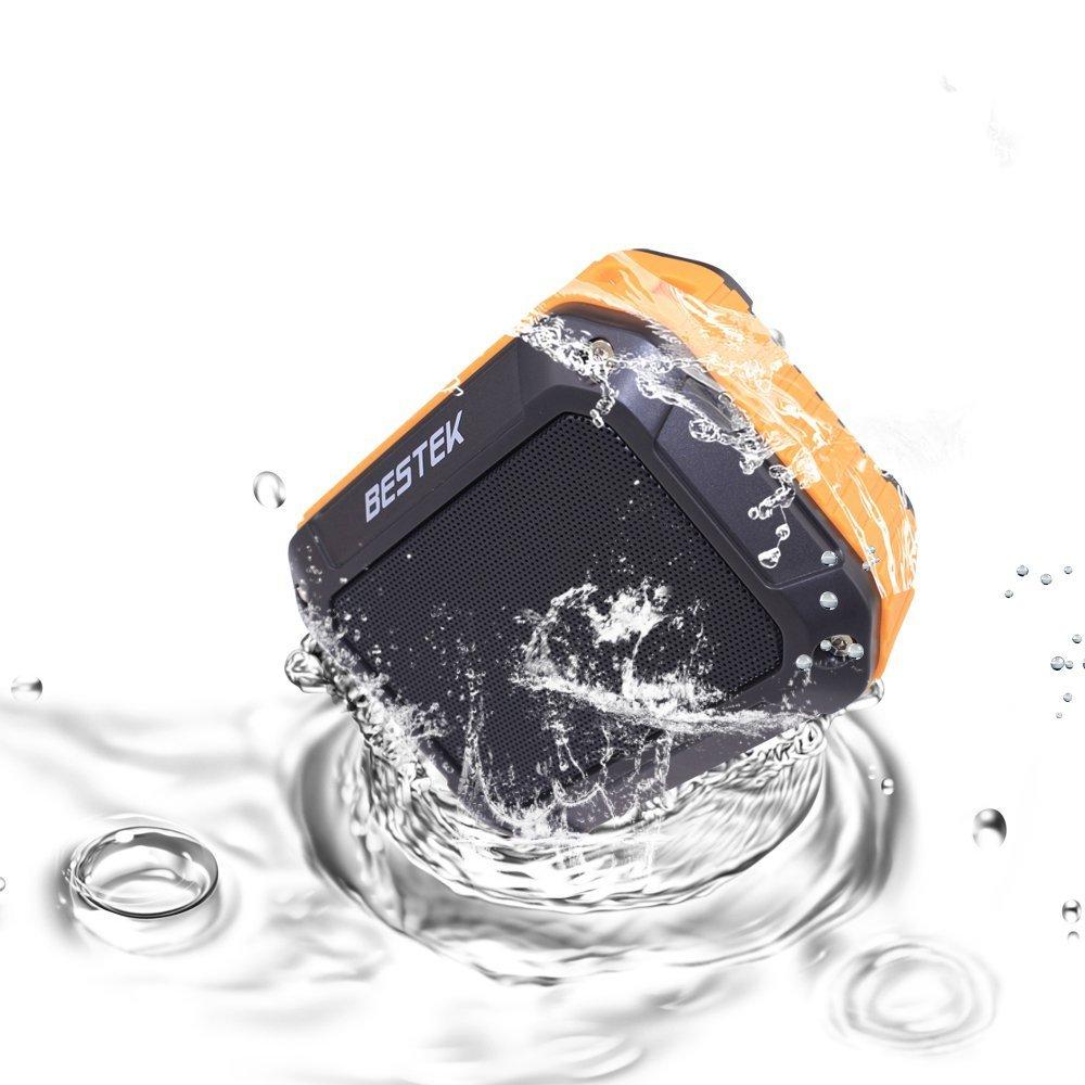 все цены на BESTEK Bluetooth Speaker BTBS850YL BTBS850GN онлайн