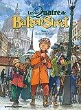 Les Quatre de Baker Street, Tome 2 : Le dossier Raboukine Jean-Blaise Djian