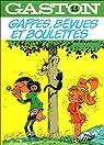 Gaston, Tome 11 : Gaffes, b�vues et boulettes : Edition limit�e par Franquin