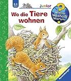 img - for Wieso? Weshalb? Warum? junior 46: Wo die Tiere wohnen book / textbook / text book