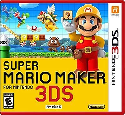 Super Mario Maker for Nintendo 3DS - Nintendo 3DS by Nintendo
