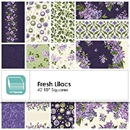 Fresh Lilacs by Debbie Beaves from Maywood Studio 42 - 10\
