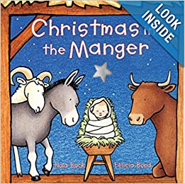 http://www.amazon.com/Christmas-Manger-Nola-Buck/dp/0694012270/ref=sr_1_1?s=books&ie=UTF8&qid=1386618475&sr=1-1&keywords=christmas+in+the+manger
