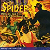The Spider #46: The Man Who Ruled in Hell | Grant Stockbridge