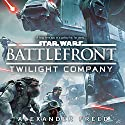 Battlefront: Twilight Company: Star Wars (       UNABRIDGED) by Alexander Freed Narrated by Jonathan Davis