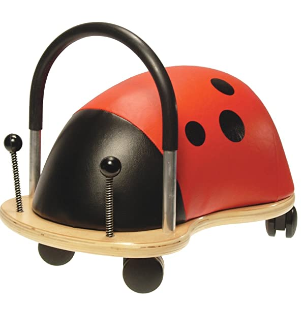 Prince Lionheart Wheely Bug Large (Color: Ladybug, Tamaño: Large)
