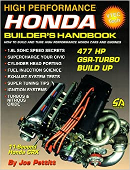 high performance honda builders handbook   build