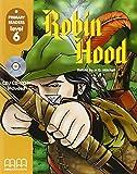 Robin Hood. Con CD Audio