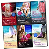Diane Chamberlain Diane Chamberlain 6 Books Collection Pack Set (Kiss River, Her Mother''s Shadow, Keeper of the Light, Summer''s Child, The Good Father,The Shadow Wife)
