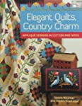 Elegant Quilts, Country Charm: Appliq...