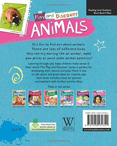 Animals (Play and Discover)