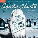 The Murder at the Vicarage: A Miss Marple Mystery (       UNABRIDGED) by Agatha Christie Narrated by Richard E. Grant