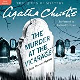 img - for The Murder at the Vicarage: A Miss Marple Mystery book / textbook / text book