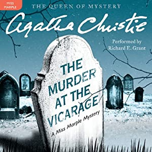 The Murder at the Vicarage: A Miss Marple Mystery | [Agatha Christie]