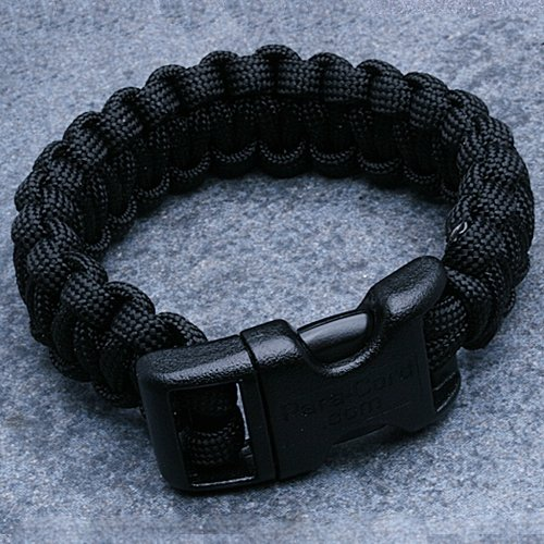 Para-Cord Survival Bracelet 