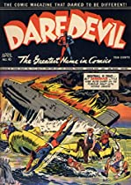 Daredevil Comics - Issue 016 (golden Age Rare Vintage Comics Collection (with Zooming Panels) Book 14)
