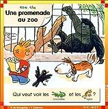 echange, troc Pascale de Bourgoing, Yves Calarnou - Une promenade au zoo
