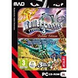 Rollercoaster Tycoon 3 - Deluxe Edition (PC CD)by Mastertronic Ltd