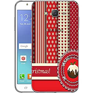 Digione designer Back Replacement Texture Plastic Cover Panel Battery Cover Snap on Case Cover for Samsung Galaxy J7 2015 ID:J7700