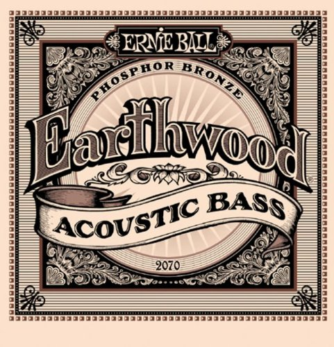 Ernie Ball 2070 Earthwood Phosphor Bronze Acoustic