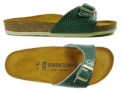 Birkenstock Original Madrid Cuir etroit (pour pied fin), 339043
