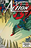 img - for Action Comics #646 book / textbook / text book