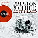 Lost Island: Expedition in den Tod (Gideon Crew 3) Audiobook by Douglas Preston, Lincoln Child Narrated by Simon Jäger