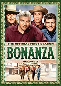 Bonanza: The Official First Season, Vol. Two from Paramount