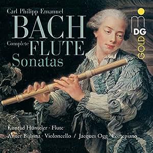Sämtliche Flötensonaten (Ga)