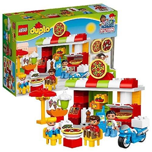 LEGO - 10834 - DUPLO - Jeu de Construction - La Pizzeria