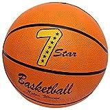 JSI Rubber Basketball (7, Orange)