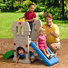 Buy Little Tikes Climb & Slide Castle by Little Tikes