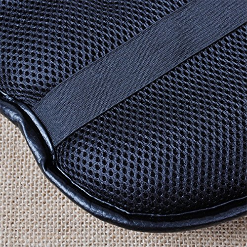 gampro luxury pu soft leather car center consoles cushion 28cm 21cm vehicle seat cushions. Black Bedroom Furniture Sets. Home Design Ideas