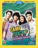 Camp Rock 2: The Final Jam - Extended Edition (Three-Disc Blu-ray/DVD Combo + Digital Copy)
