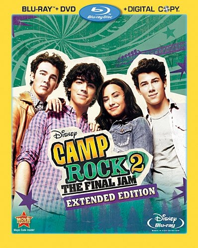 Camp Rock 2: The Final Jam [Blu-ray] [Import]