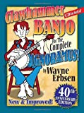 Clawhammer Banjo for the Complete Ignoramus 40th Anniversary Edition book w/ CD