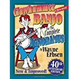 Clawhammer Banjo for the Complete Ignoramus 40th Anniversary Edition book w/ CD ~ Wayne Erbsen