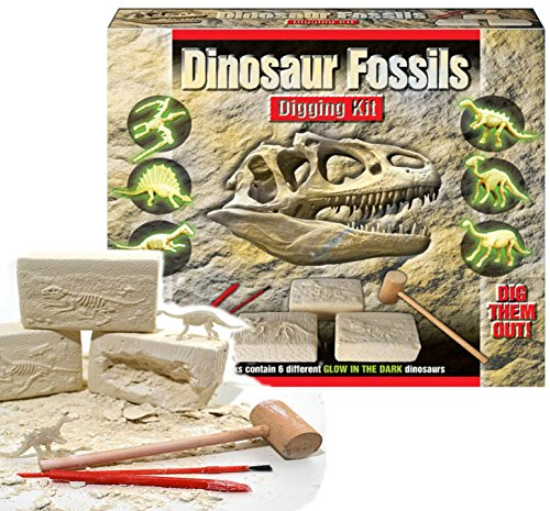 dinosaur-fossils-digging-excavation-kit-dig-your-own-skeleton-glow-in-the-dark