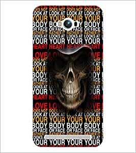 PrintDhaba Typography D-3505 Back Case Cover for ASUS ZENFONE MAX ZC550KL (Multi-Coloured)