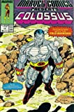 img - for Marvel Comics Presents #15 : Colossus, Black Panther, Marvel Girl, & Red Wolf (Marvel Comic Book 1989) book / textbook / text book