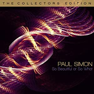So Beautiful Or So What - The Collector's Edition (CD+DVD)