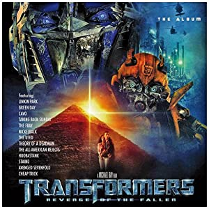 Transformers: Revenge Of The Fallen-The Album from Reprise Records