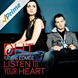 Listen to Your Heart (featuring Edmee) (Edmee's Unplugged Vocal Edit)