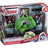 Marvel Avengers Avenging Apple Scented Soap & Scrub Set, 4 pc