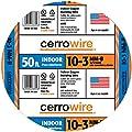 Cerro Wire 147-1803B 50-Foot 3-Conductor NMB Romex Wire