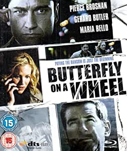 Butterfly on a Wheel [Blu-ray] [Import anglais]